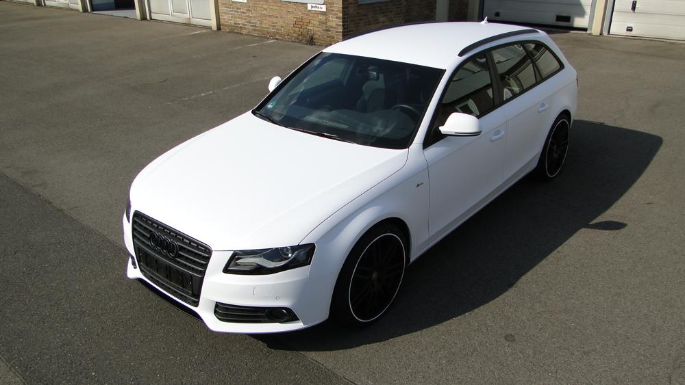 Fostla De Audi A4 S Line